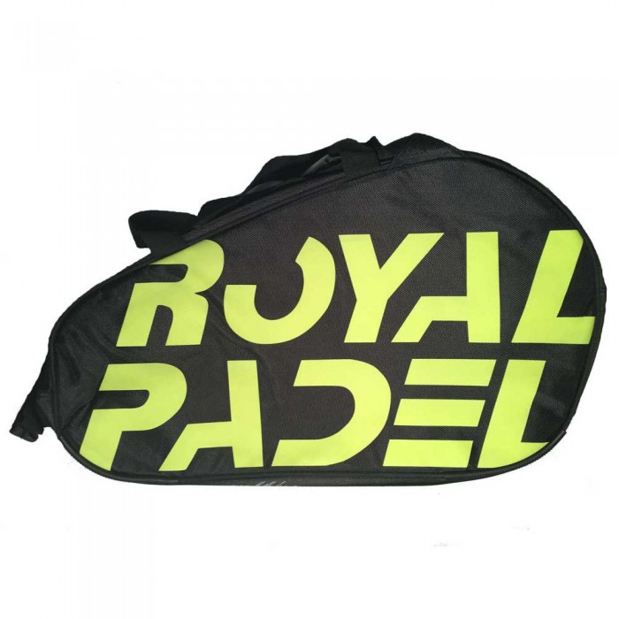 [해외]ROYAL PADEL Paddle Racket 백 Black / Yellow