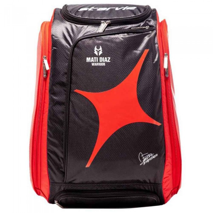[해외]STAR VIE Warrior Red / Black
