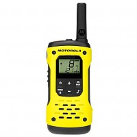 [해외]MOTOROLA T92 H20 4137498838 Black / Yellow