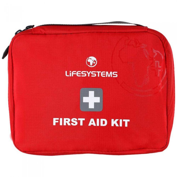 [해외]LIFESYSTEMS First Aid Case 14137486061
