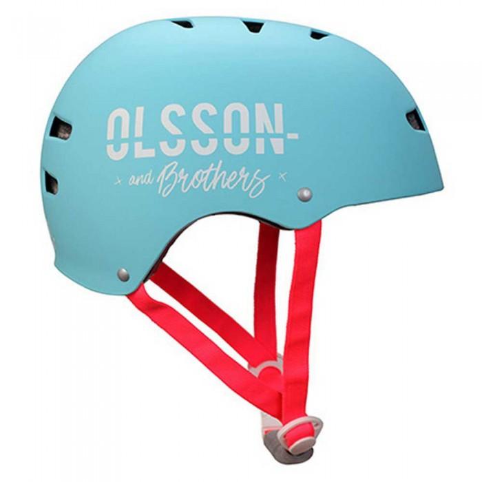 [해외]OLSSON Helmet Child 14137520783 Blue