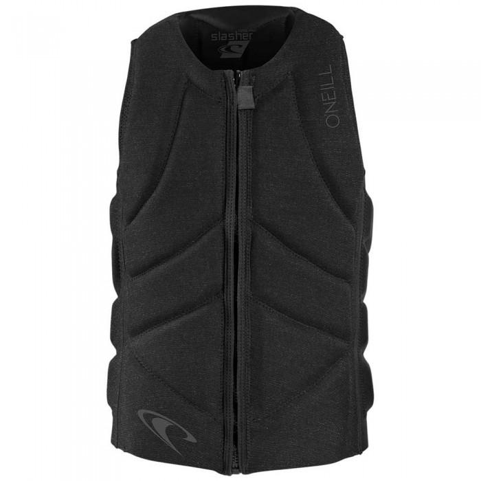 [해외]오닐 웻슈트 Slasher Comp Vest Acid Wash / Black