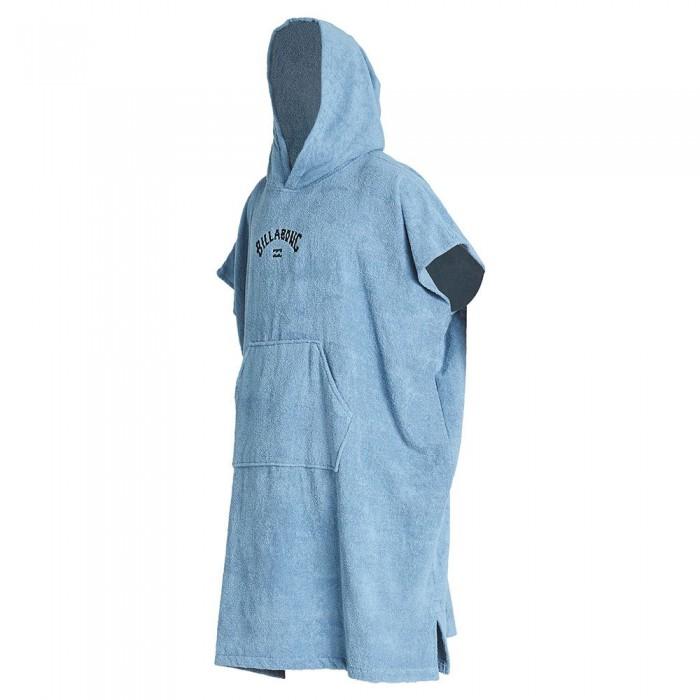 [해외]빌라봉 후드ie Cascade Blue