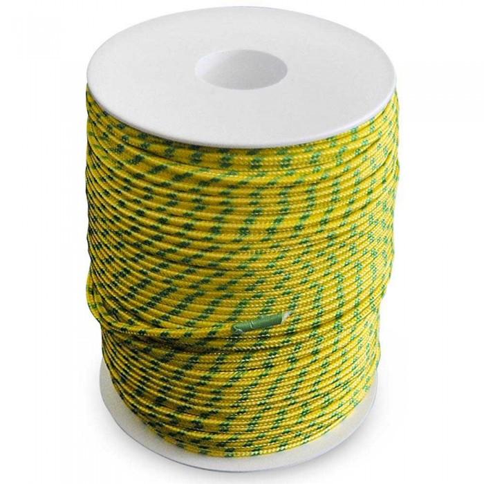 [해외]시갈섭 Dyneema with External Cover 500 M Yellow / Green