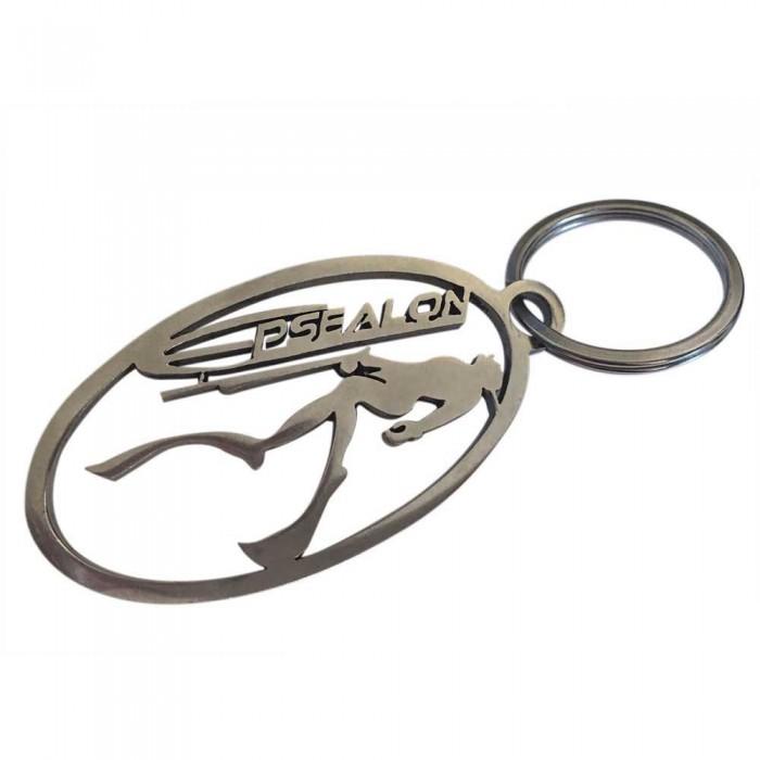 [해외]엡실론 Stainless 스틸 Keychain 3
