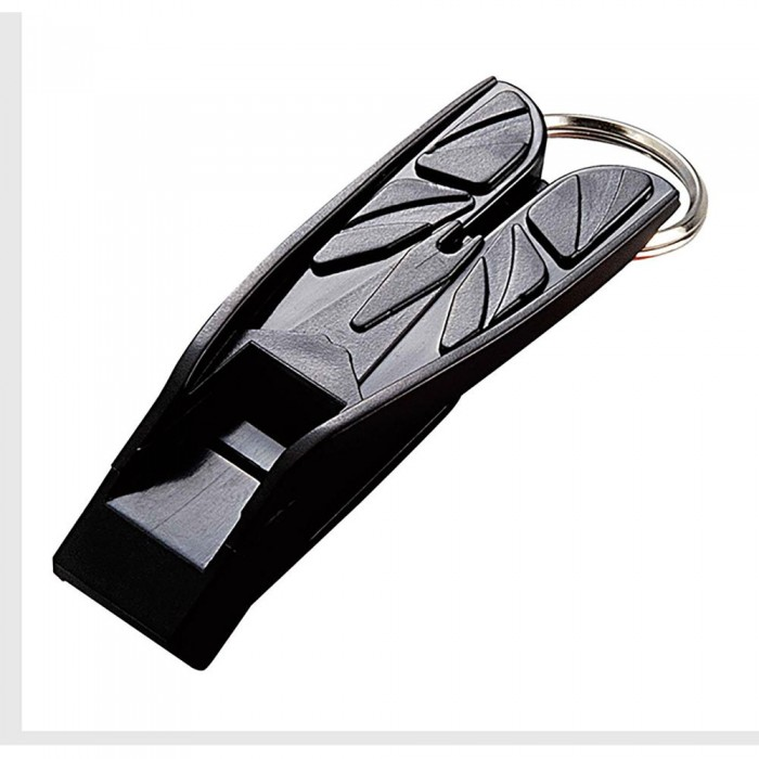 [해외]TECNOMAR Whistle 위드 Clip Black