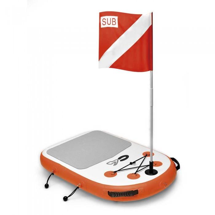 [해외]C4 Cruiser White / Orange