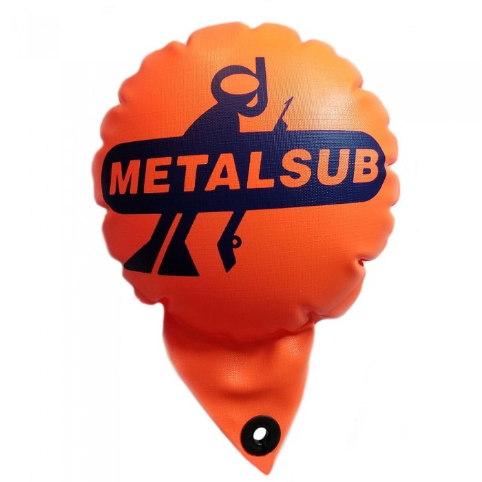 [해외]METALSUB Spearfishing Signaling Buoy Orange