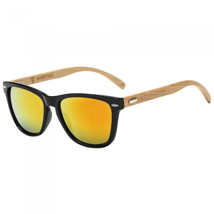 [해외]스쿠버프로 Sunglasses 10137366677 Black / Yellow