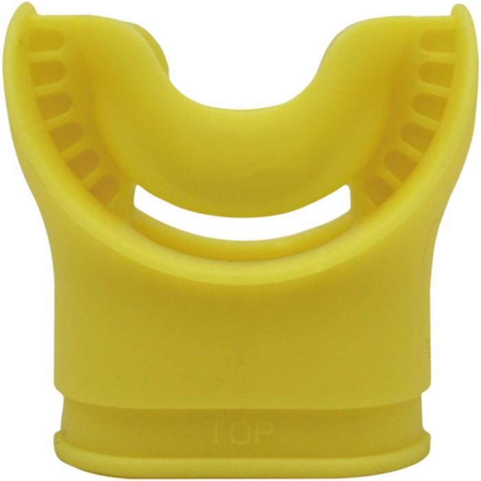 [해외]TECNOMAR Silicone Mouthpiece 10137478869 Yellow