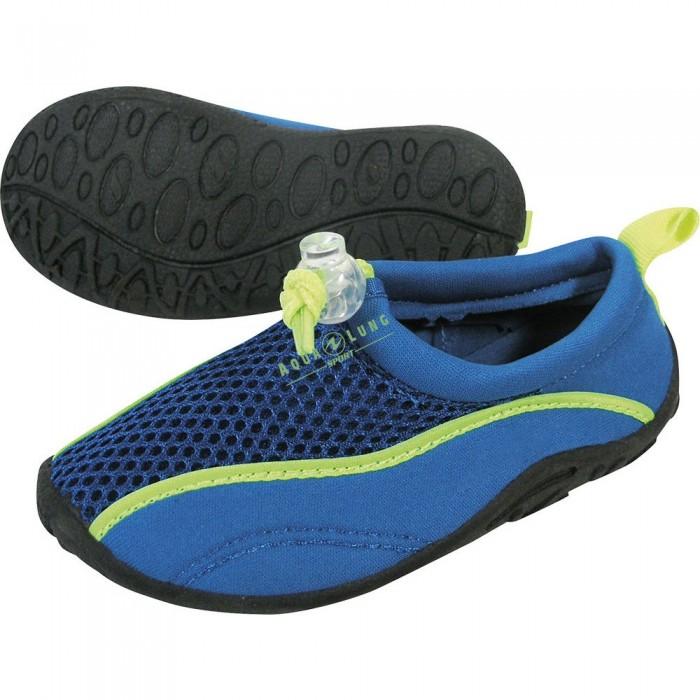 [해외]아쿠아렁 SPORT Beachwalker 10137492225 Bright Green / Navy Blue