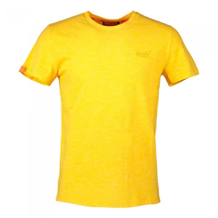 [해외]슈퍼드라이 오렌지 라벨 빈티지 엠브로이더 Nautical Yellow Space Dye