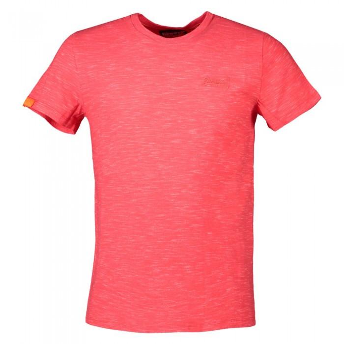 [해외]슈퍼드라이 오렌지 라벨 빈티지 엠브로이더 Maldive Pink Space Dye