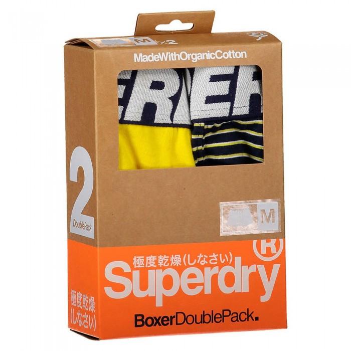 [해외]슈퍼드라이 복서 2 팩 Yellow Multipack
