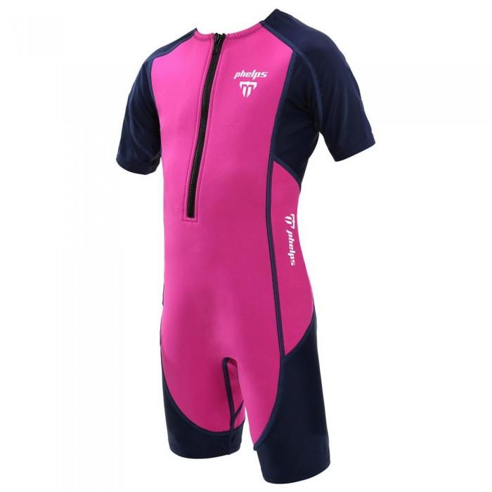 [해외]펠프스 Stingray 137478221 Pink / Navy Blue