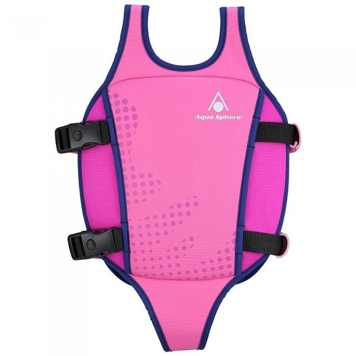 [해외]아쿠아스피어 Swim Vest 6137492380 Pink / Purple