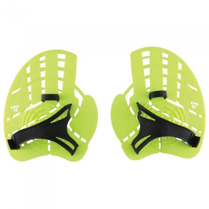 [해외]펠프스 Strength Swimming Paddles 6137478452 Bright Yellow