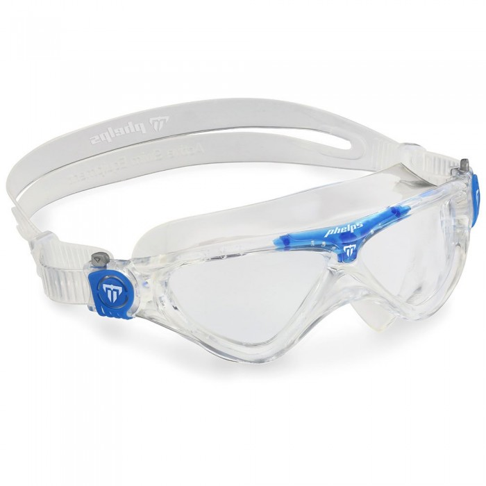 [해외]아쿠아스피어 Vista 6137492360 Transparent / Blue