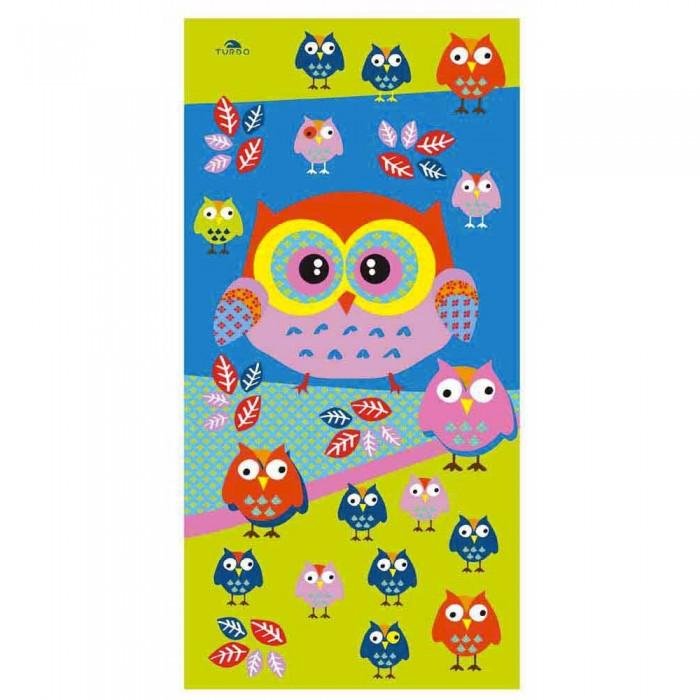 [해외]터보 Owl 마이크로fiber Multicoloured