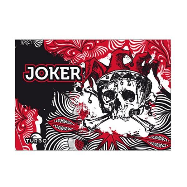 [해외]터보 Death Joker Black