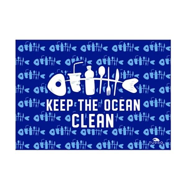 [해외]터보 Clear Ocean Navy