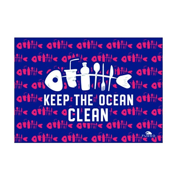 [해외]터보 Clear Ocean Fucsia
