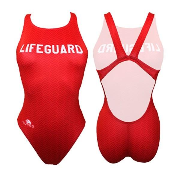 [해외]터보 뉴 Lifeguard Red