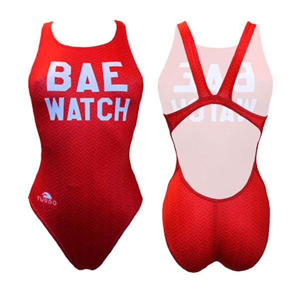 [해외]터보 Bae Watch Red