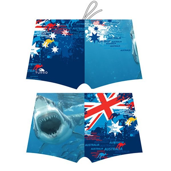[해외]터보 Shark Australia 2015 Navy