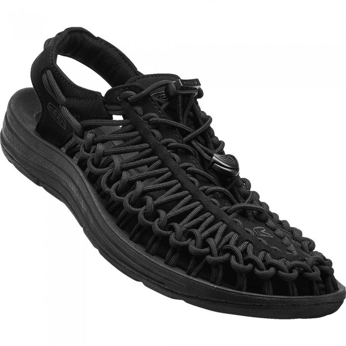 [해외]KEEN Uneek 6136357631 Black / Black