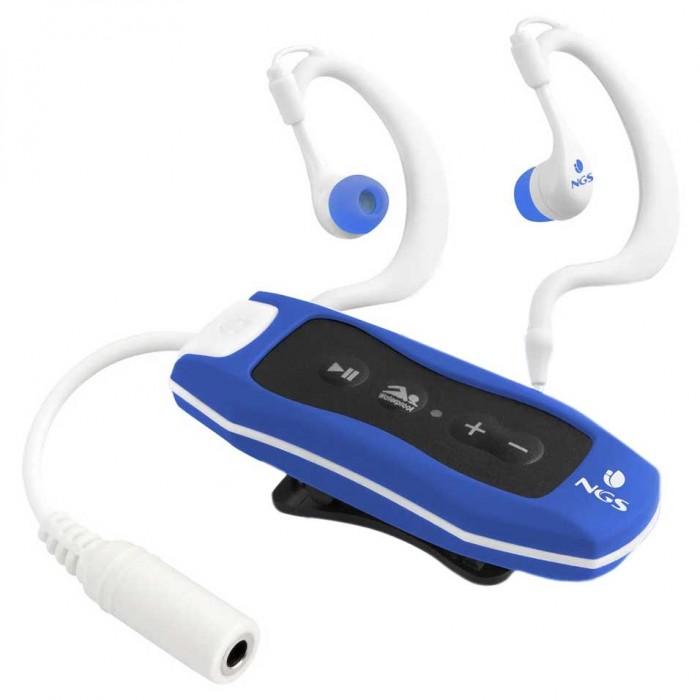 [해외]NGS Seaweed MP3 Blue