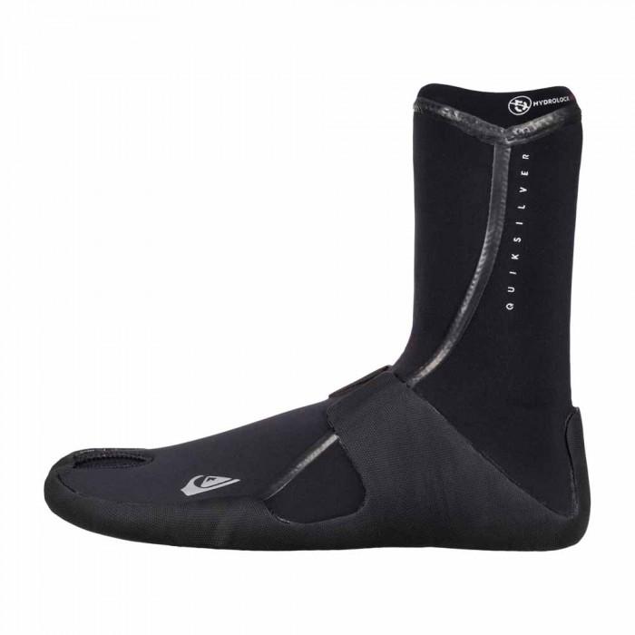 [해외]퀵실버 3.0 Hline 라이트 스플리트 Toe Boot Black