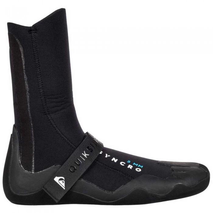 [해외]퀵실버 5.0 Syncro Round Toe Boot Black