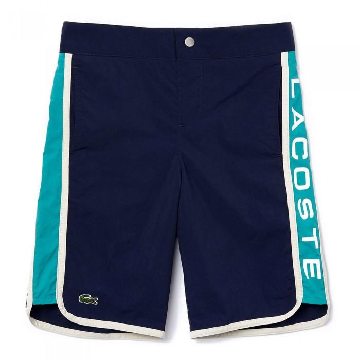 [해외]라코스테 MJ4772-00 Navy Blue / Niagara-Laponie