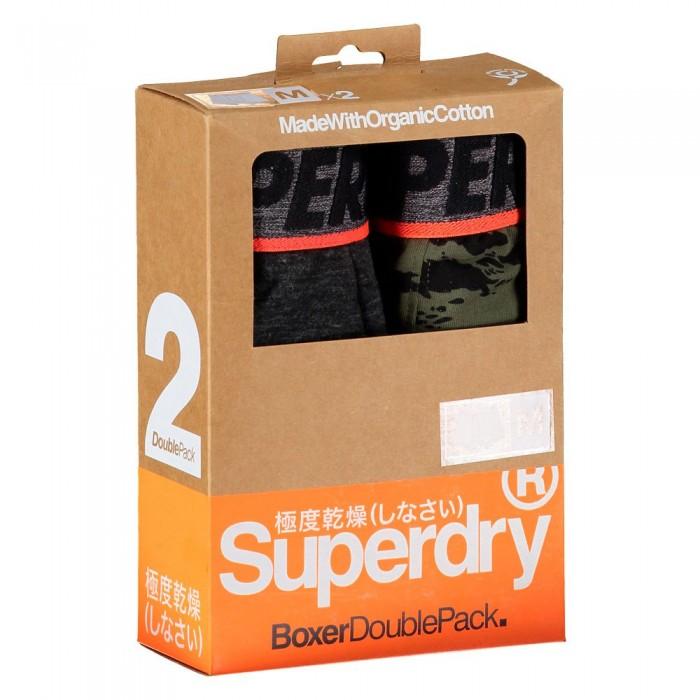 [해외]슈퍼드라이 복서 2 팩 Black Feeder Multipack