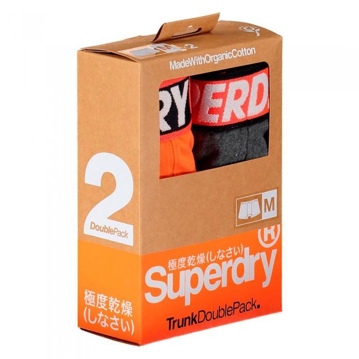 [해외]슈퍼드라이 Trunk 2 팩 Orange Multipack