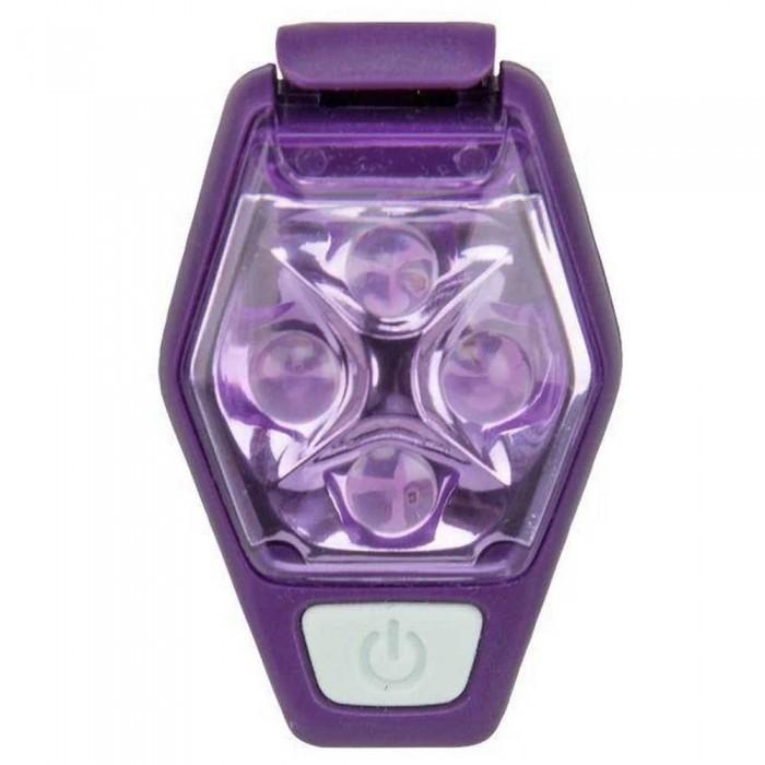 [해외]NATHAN 하이퍼 Brite Strobe Imperial Purple