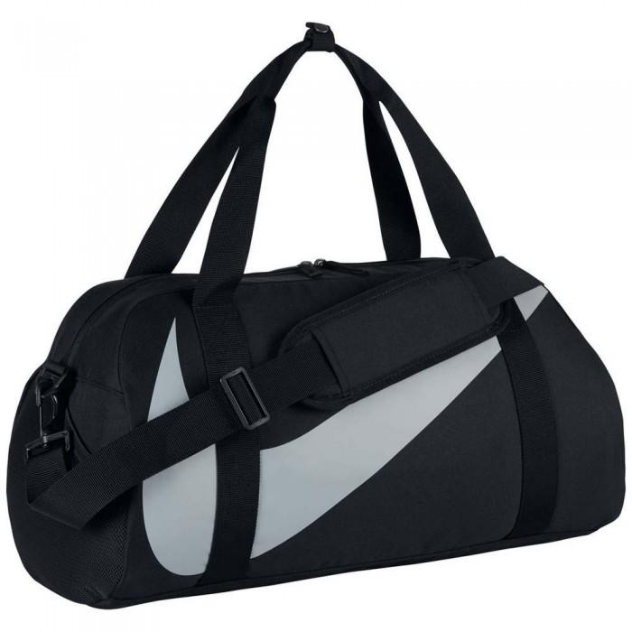 [해외]나이키 Gym Club Duffel 6136754361 Black / Black / Wolf Grey
