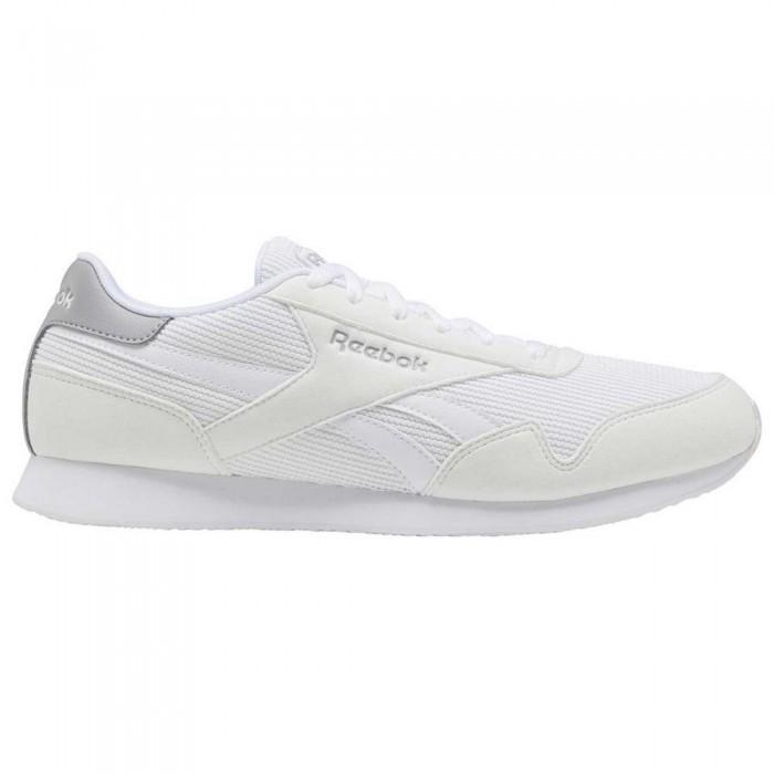 [해외]리복 Royal 클래스ic 조거 3 White / Pure Grey 3 / White