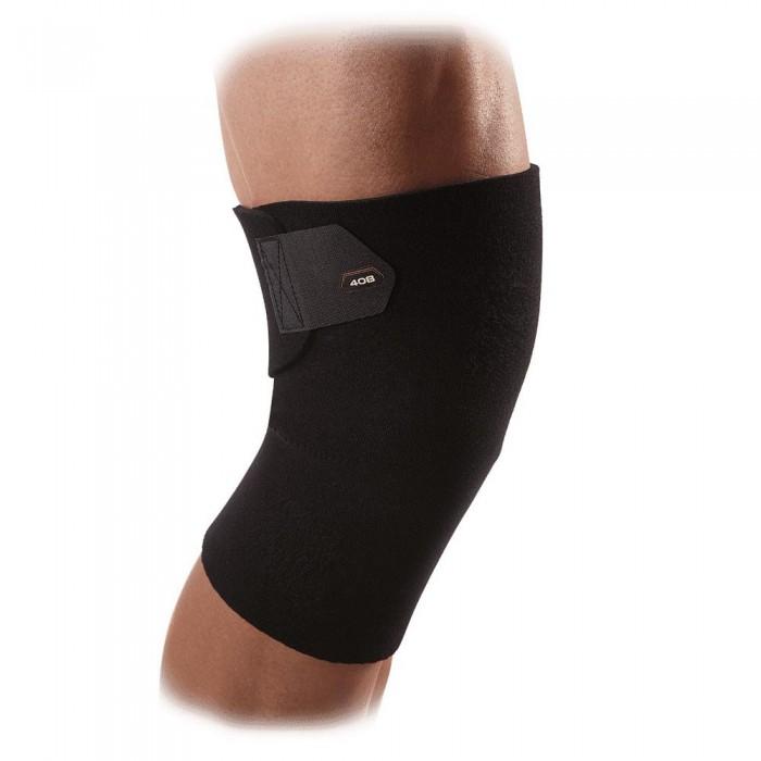 [해외]맥데이비드 Knee Wrap Black