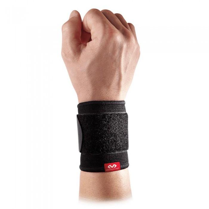 [해외]맥데이비드 Wrist 2 Way Elastic Sleeve Black