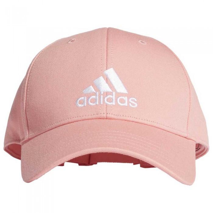 [해외]아디다스 베이스볼 코튼 트윌 Glory Pink / Glory Pink / White