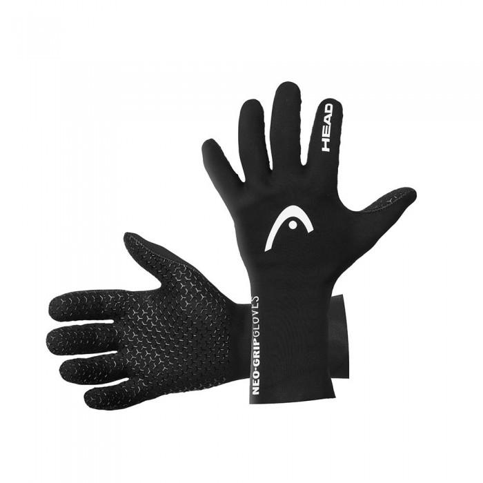 [해외]헤드 SWIMMING Neo Grip 2 mm 6137475079 Black