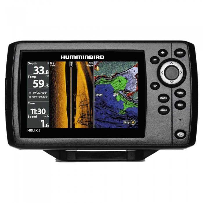 [해외]HUMMINBIRD Helix 5 Chirp SI GPS G2 8136305716
