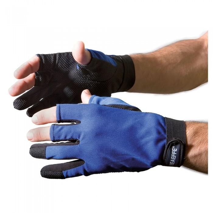 [해외]LINEAEFFE Fishing Gloves 137388957 Blue / Black