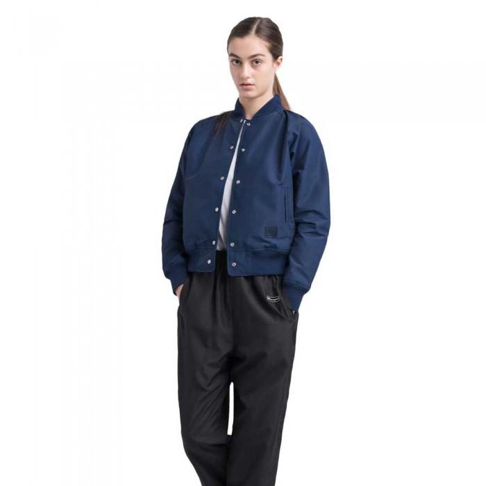 [해외]허쉘 Varsity Jacket 137104551 Peacoat