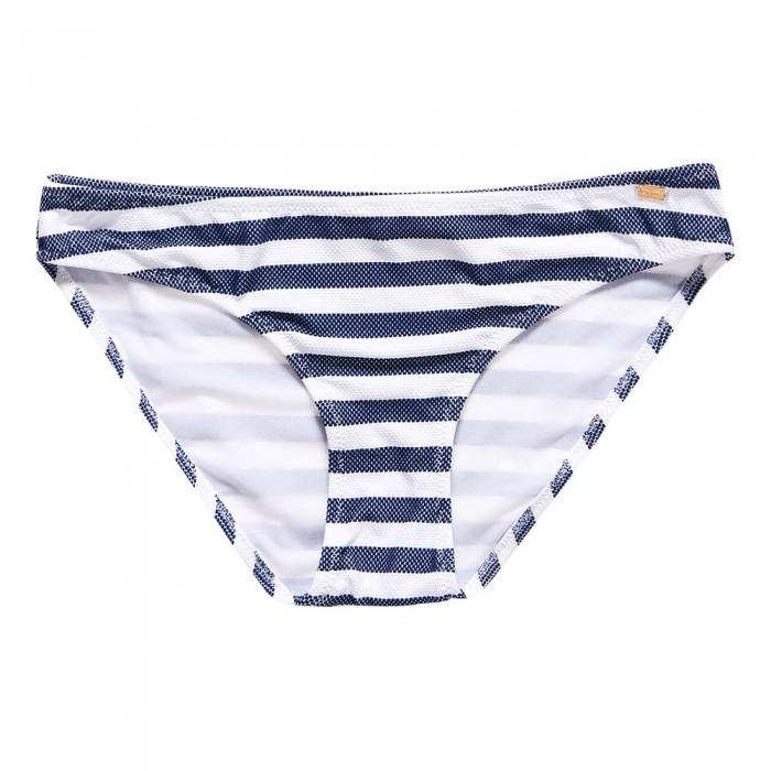[해외]슈퍼드라이 Cali Stripe Bikini Bottom 136372709 Navy / White