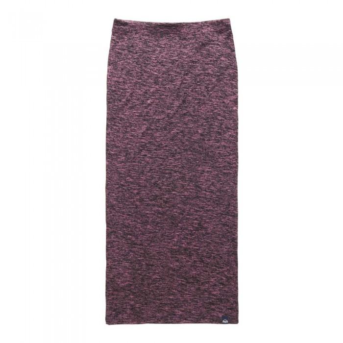 [해외]슈퍼드라이 트위스트 튜브 맥시 Skirt Boho Violet Twist