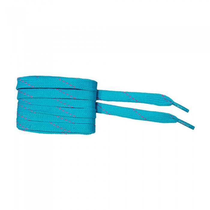 [해외]KRF Flat School Laces 14137542672 Blue