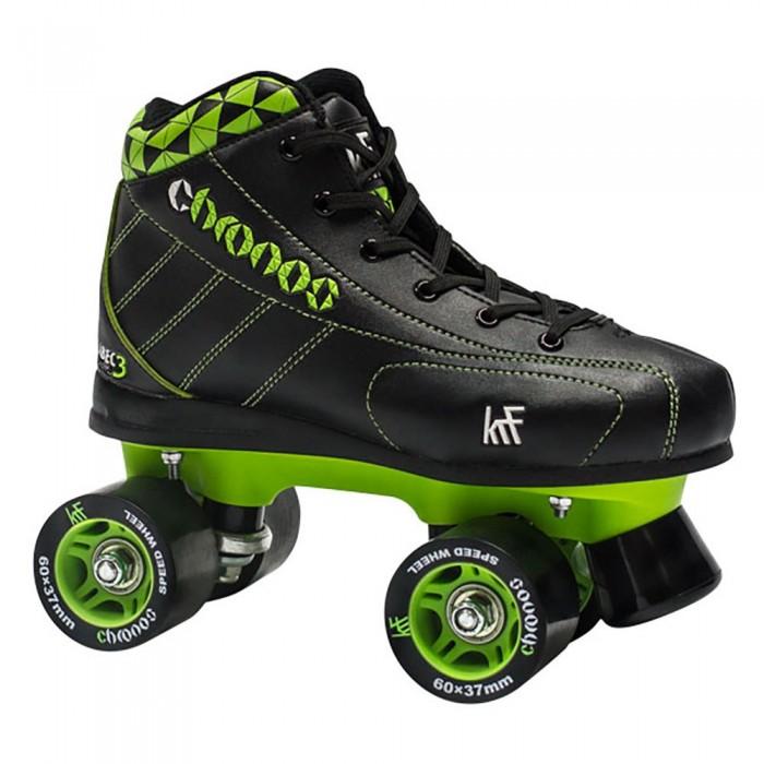 [해외]KRF Hockey Cronos Black / Green